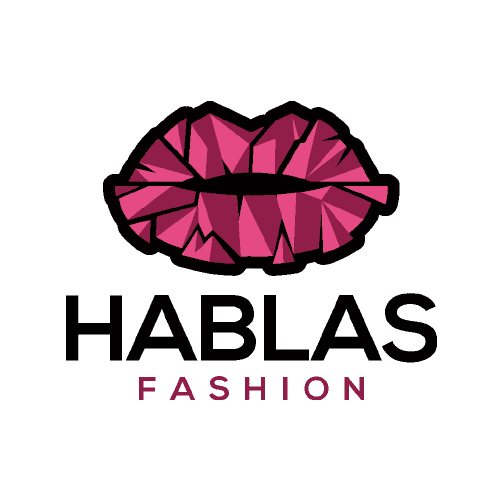 Hablas Fashion previous work - Hablas Fashion Black Logo - Previous Work